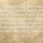 David and Bathsheba Bible Story: Summary, Lessons and Study