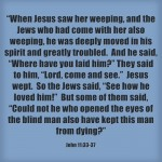 Jesus Raises Lazarus Bible Story: Summary, Lessons and Study