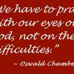 Oswald Chambers: Biography, Quotes and Role in Christian History