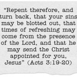 What Is Repentance? Bible Definition of Repent and Repentance