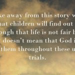5 Bible Stories to Teach To Young Children