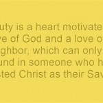bible definition of beauty