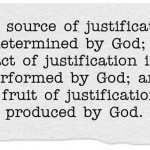 The Bible Definition Of Justification? A Biblical Study And Examination of Justification