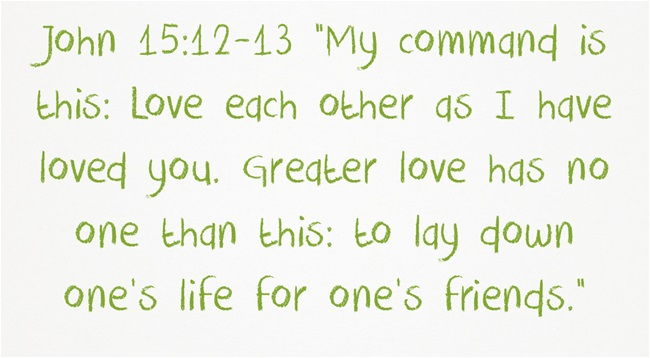 Love Bible Quotes Fascinating Top 7 Bible Verses About Loving One Another