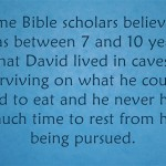 David Is Chosen By God Bible Story Summary, Study and Lesson