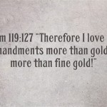 What Does The Color Gold Mean Or Symbolize In The Bible