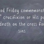 What is Good Friday