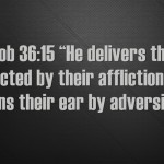 Bible Verses About Adversity