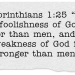 bible verses about weakness