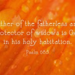 Father-of-the-fatherless