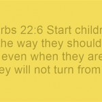 bible verses about youth