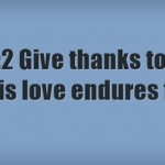 Bible verses about Unconditional Love