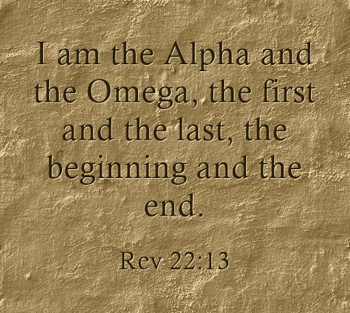 How Is Jesus The Alpha And The Omega In The Bible?
