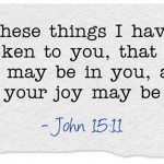 What Is The Difference Between Joy And Happiness In The Bible?