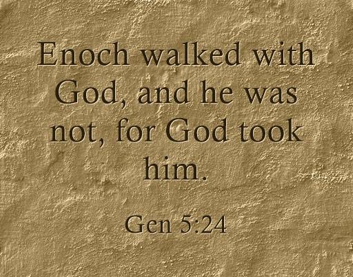 Enoch-walked-with-God