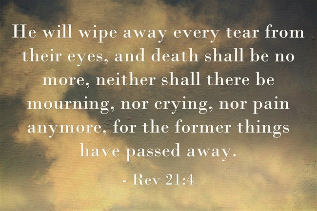 Bible Quotes About Death Of A Loved One Inspiration 7 Inspiring Bible Verses From The Book Of Revelation
