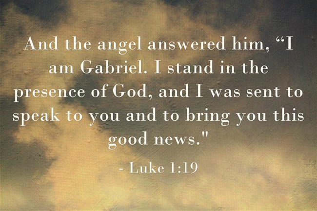 Who Was The Angel Gabriel In The Bible?
