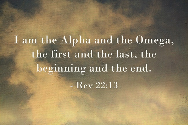 Alpha And Omega Bible Verse Meaning And Study