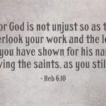 Top 7 Bible Verses About Saints