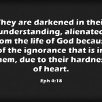 Top 7 Bible Verses About Ignorance