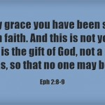 A Sunday School Lesson On Grace