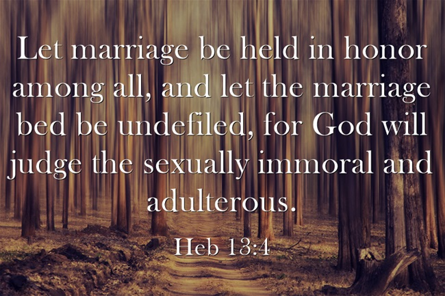 Premarital Sex Bible Verses 44