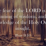 Why Does The Bible Say To Fear God?