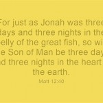Top 7 Bible Verses About Jonah