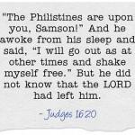 Top 7 Bible Verses About Samson
