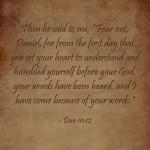 Top 7 Bible Verses About Daniel