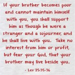 Top 7 Bible Verses About Strangers