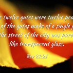What Does The Bible Say About Streets of Gold?