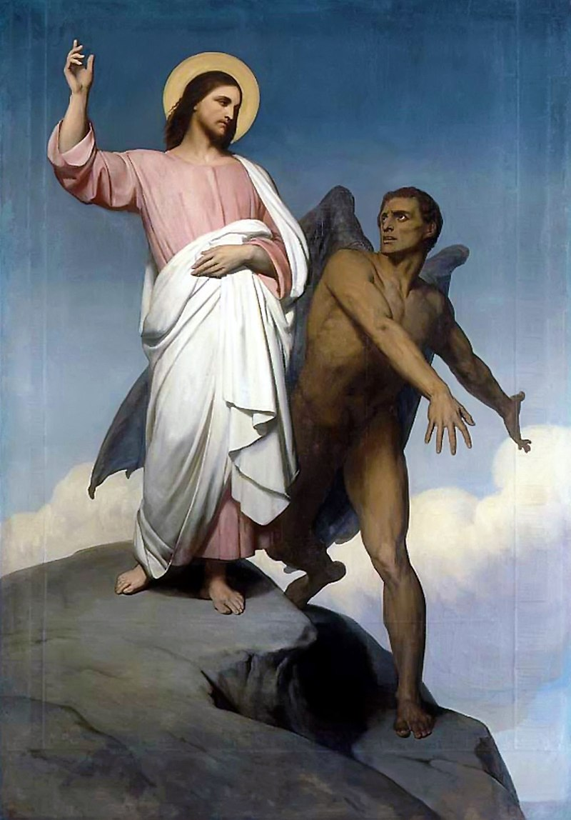800px-Ary_Scheffer_-_The_Temptation_of_Christ_(1854)