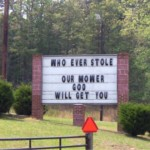 Church Sign Epic Fails