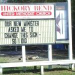 Church Sign Epic Fails, Part Five