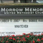 Church Sign Epic Fails, Part Three