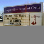 Church Sign Epic Fails, Part Ten