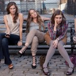 """Cast members from HBO's new show, """"Girls"""""""