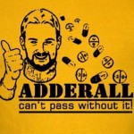 adderall cant pass