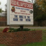 "Church Sign Epic Fails, ""Chocolate Chip Christ"" Edition"