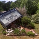 "Church Sign Epic Fails, ""Force-Fed Faith"" Edition"