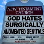 This is officially the most awesome church sign fail I've ever found. Oh, and P.S., I asked them, and circumcision apparently doesn't count.