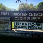 "Church Sign Epic Fails, ""Tax Free"" Edition"