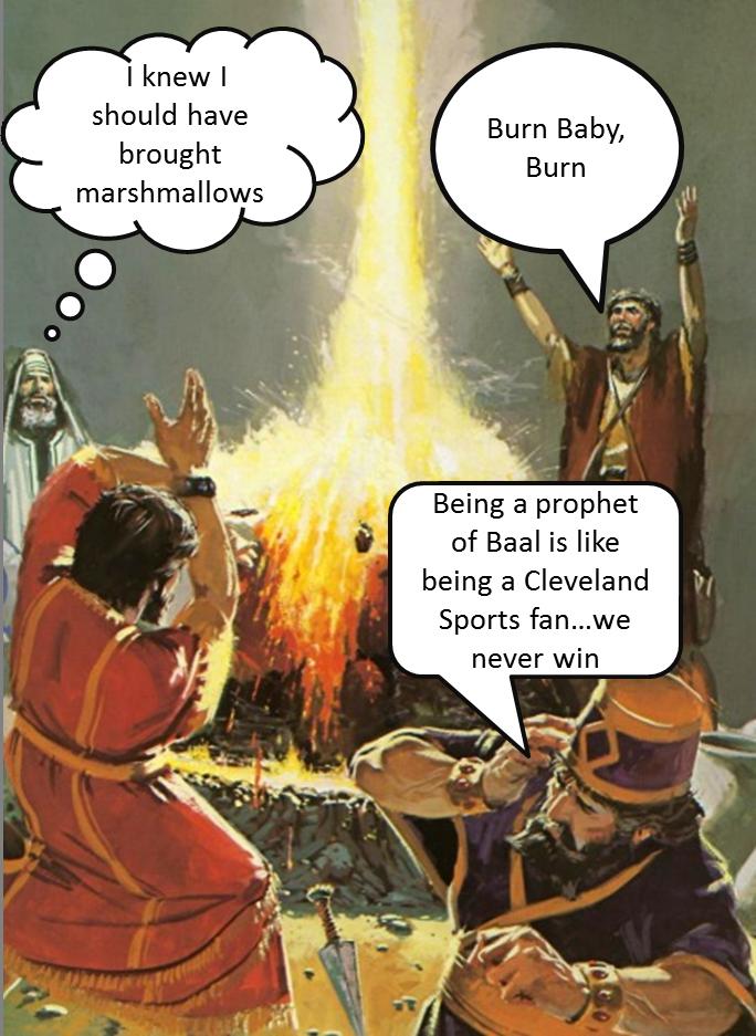 elijah to the baalites   u201cyour god sucks  u201d  heretic u2019s guide
