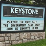 Church Sign Epic Fails: God vs the NSA (Pt 1 of 2)