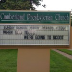 "Church Sign Epic Fails, ""God's Flatulence"" Edition"
