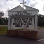 "Church Sign Epic Fails, ""Clothes Fall Off"" Edition"