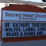 "Church Sign Epic Fails, ""Cow Gang"" Edition"