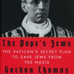 COVER OF BOOK 'THE POPE'S JEWS'