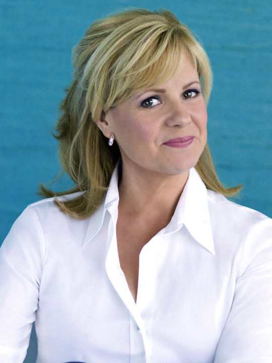 Actress Bonnie Hunt   ...